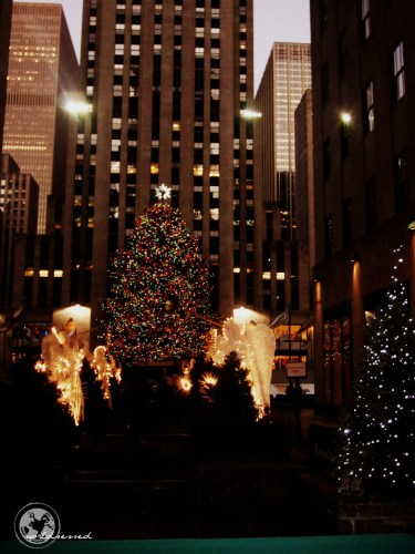 Christmas in Manhattan 5