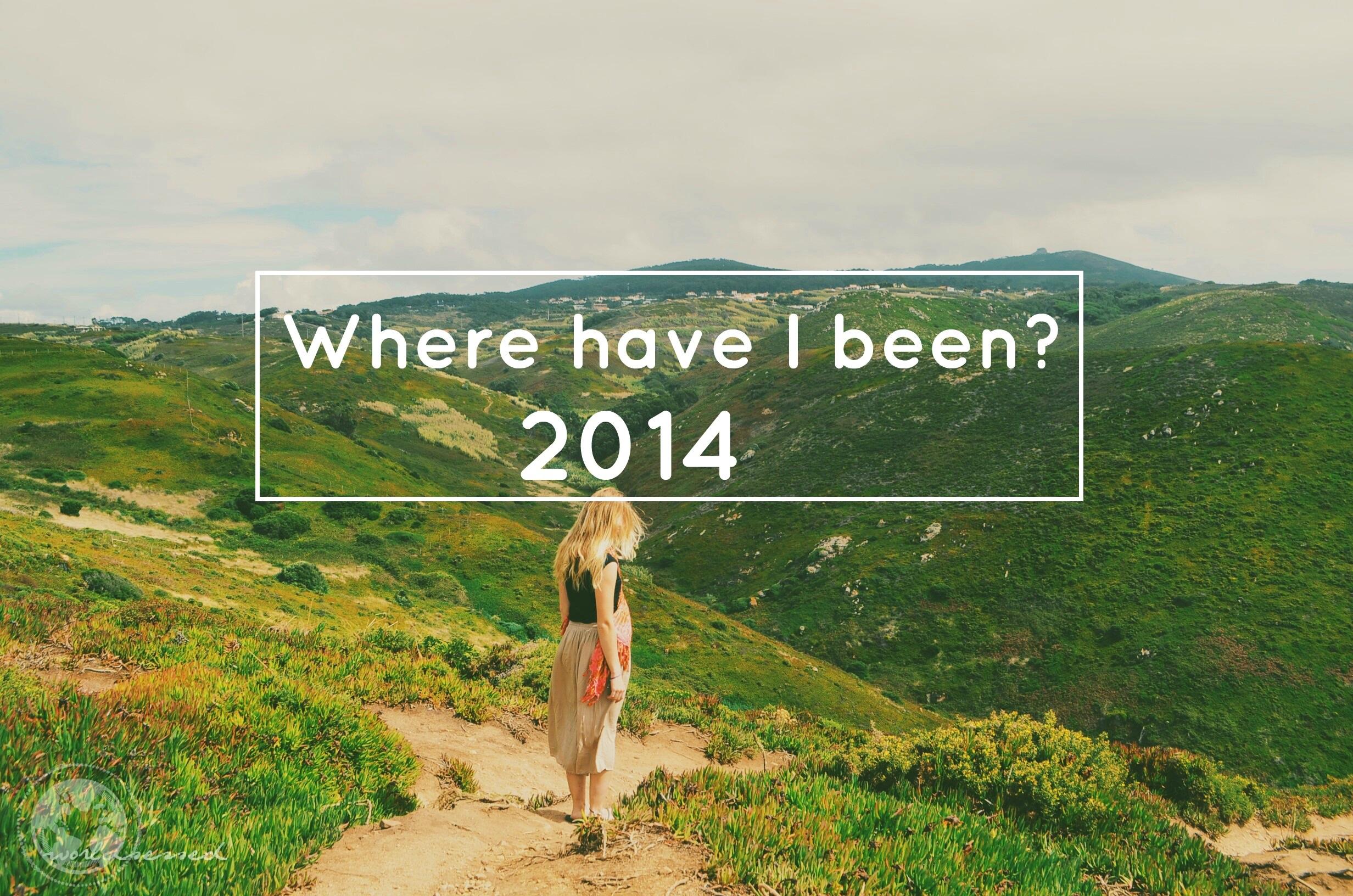 Wo war ich 2014?
