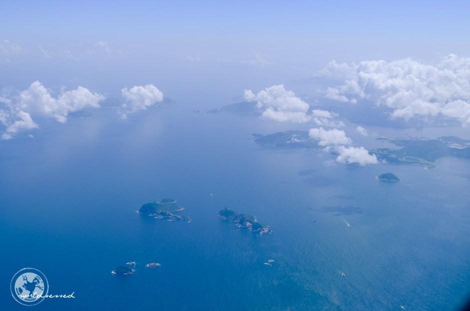 Anflug Honkong-2