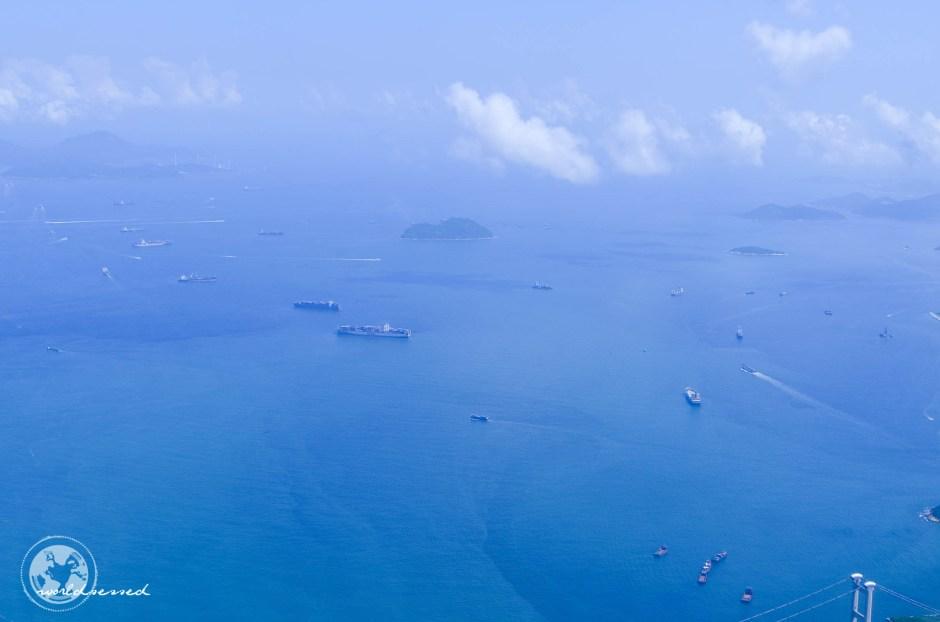Anflug Honkong-4