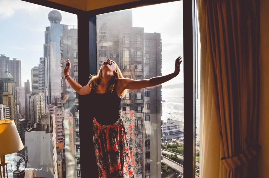 HongKong Hotel Selfie-4