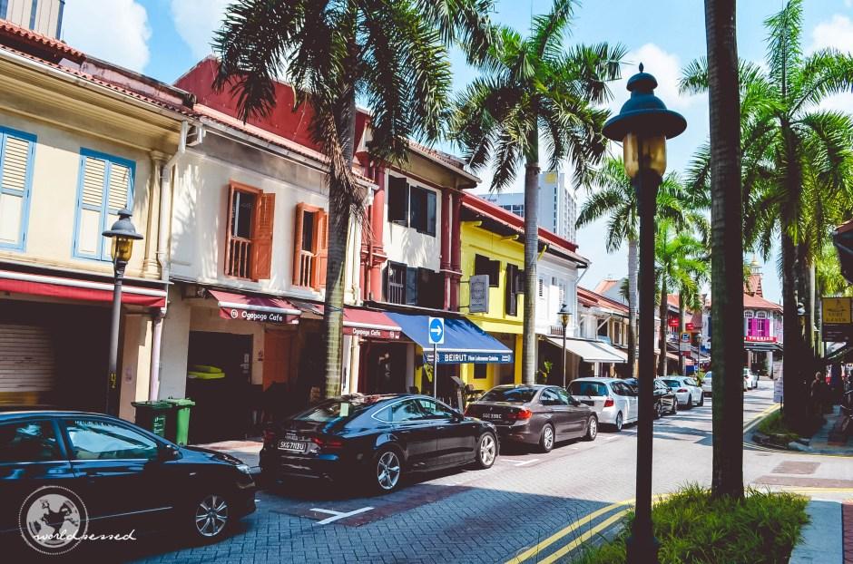 Singapur Tag 1-11