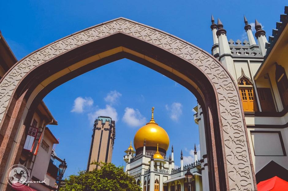 Singapur Tag 1-15