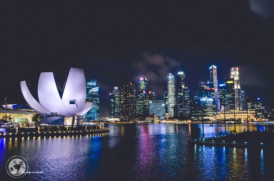 Singapur Tag 1-4