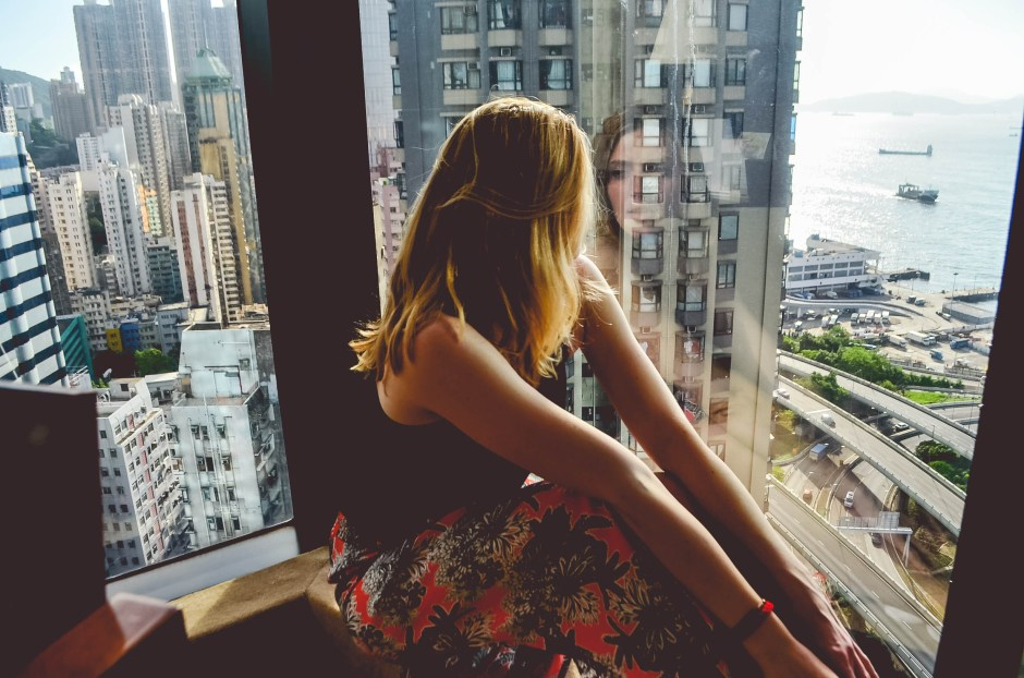 HongKong Hotel Selfie-7