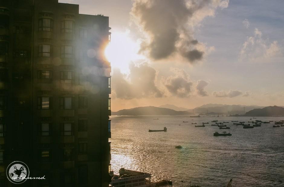 Island Pacific Hotel Hongkong-7