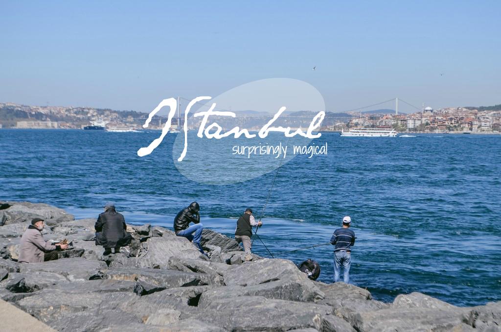 Magisches Istanbul I