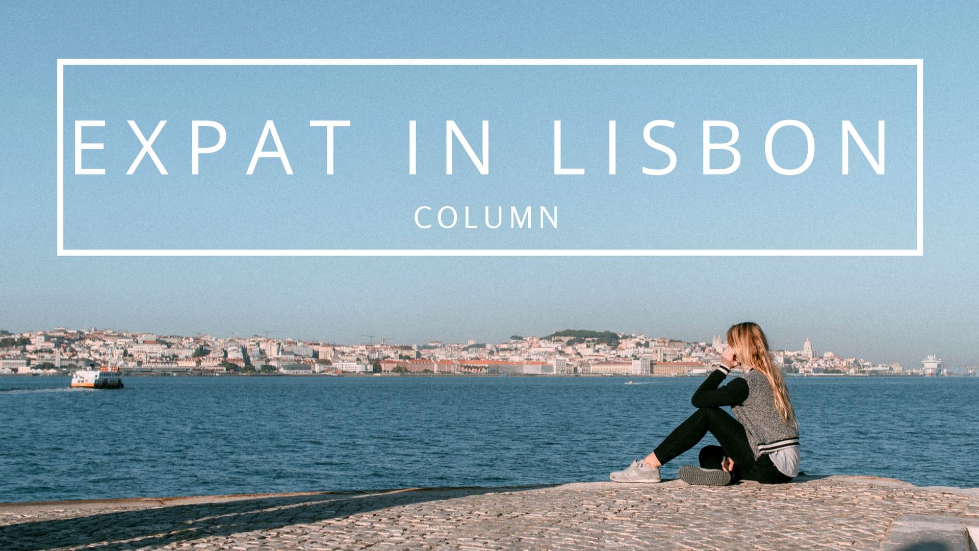 Expat in Lisbon. N° I