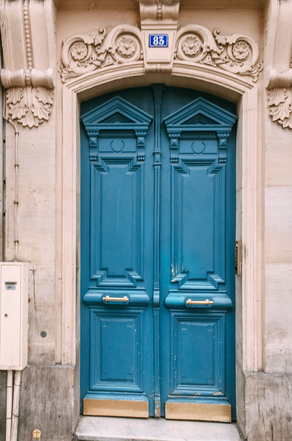 Doors in Paris Worldsessed.com