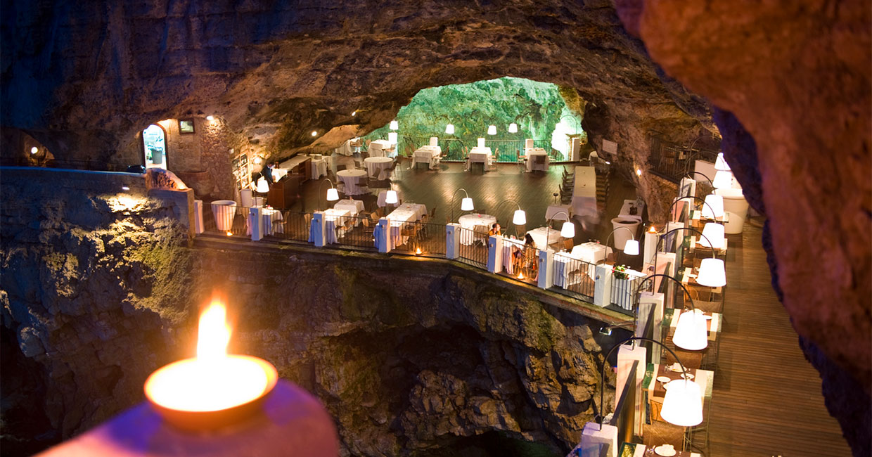 Grotta Palazzese The Stunning Restaurant Nestled In A Cave,Best Charging Station For Multiple Devices Wirecutter
