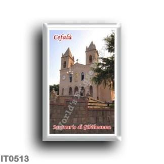 IT0513 Europe - Italy - Sicily - Cefalu - Sanctuary of Gibilmanna