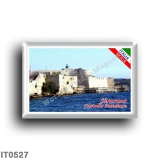 IT0527 Europe - Italy - Sicily - Syracuse - Castello Maniace