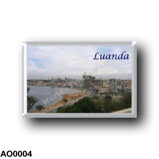 AO0004 Africa - Angola - Luanda