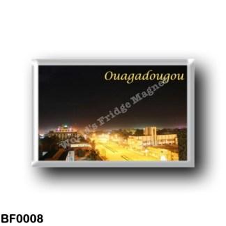 BF0008 Africa - Burkina Faso - Oagadougou