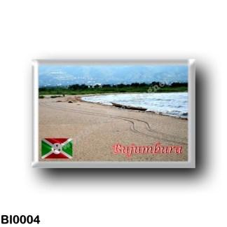 BI0004 Africa - Burundi - Bujumbura Beach