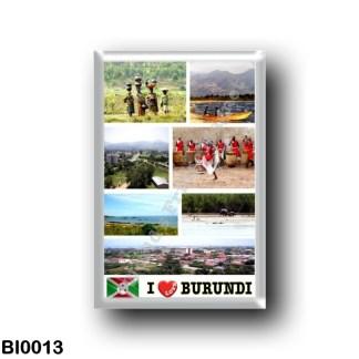 BI0013 Africa - Burundi - I Love