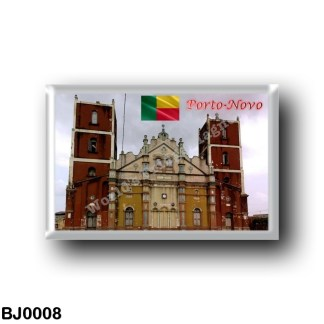 BJ0008 Africa - Benin - Porto Novo - Grande mosquee