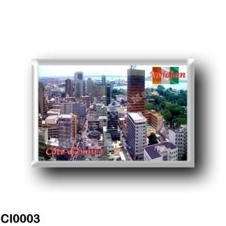 CI0003 Africa - Ivory Coast - Abidjan