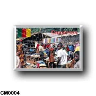 CM0004 Africa - Cameroon - Market