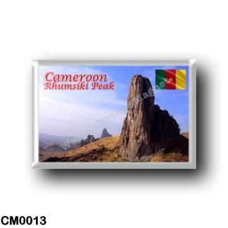 CM0013 Africa - Cameroon - Rhumsiki Peak