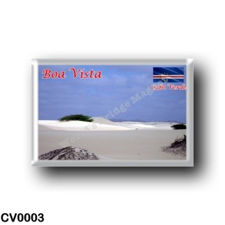 CV0003 Africa - Cape Verde - Boa Vista - Deserto
