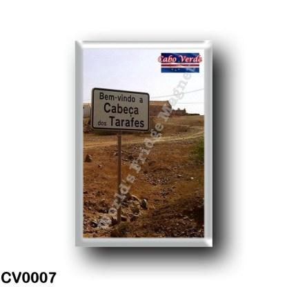 CV0007 Africa - Cape Verde - Cabeça dos Tarrafes