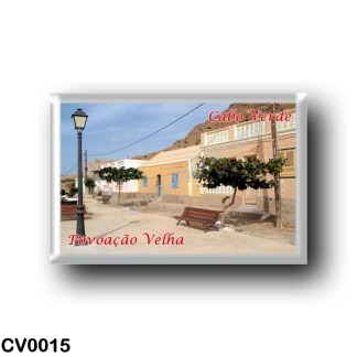 CV0015 Africa - Cape Verde - Povoação Velha