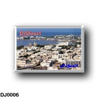 DJ0006 Africa - Djibouti - Gibuti Ville