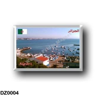 DZ0004 Africa - Algeria - Algeri - Panorama