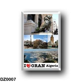 DZ0007 Africa - Algeria - Orano - I Love