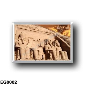 EG0002 Africa - Egypt - Assuan - Abu Simbel