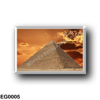 EG0005 Africa - Egypt - Chefren - Pyramid