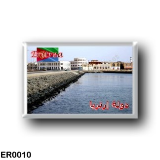 ER0010 Africa - Eritrea - Massawa Island