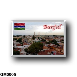 GM0005 Africa - The Gambia - Banjul