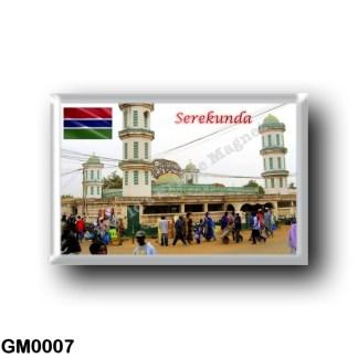 GM0007 Africa - The Gambia - Serekunda - Bundung Mosque