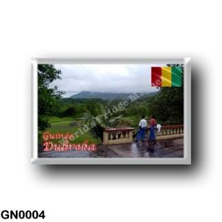 GN0004 Africa - Guinea - Dubréka - Panorama