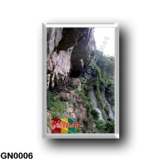 GN0006 Africa - Guinea - Fouta Djalon Canyon