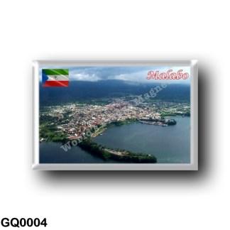 GQ0004 Africa - Equatorial Guinea - Malabo