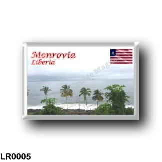 LR0005 Africa - Liberia - Monrovia - Panorama