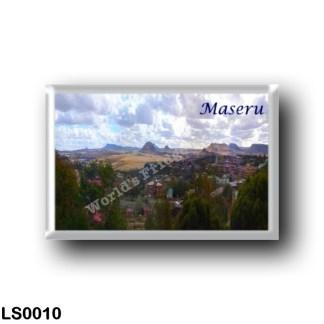 LS0010 Africa - Lesotho - Maseru