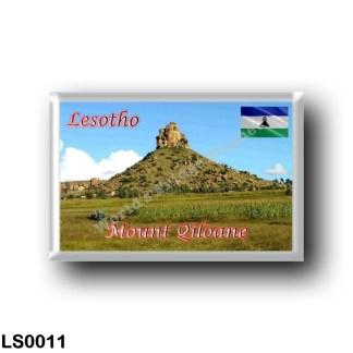LS0011 Africa - Lesotho - Mount Qiloane