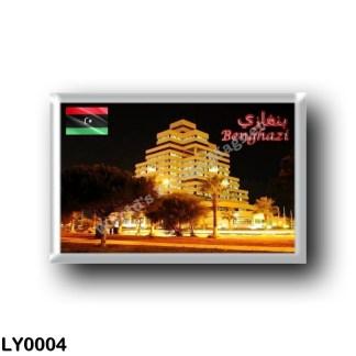LY0004 Africa - Libya - Benghazi - Al Da'waa al - Islamiya