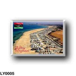 LY0005 Africa - Libya - Benghazi - Beach