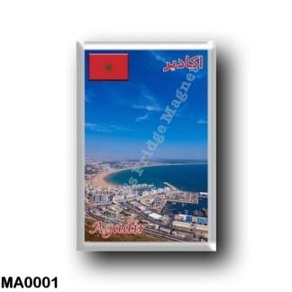 MA0001 Africa - Marocco - Agadir