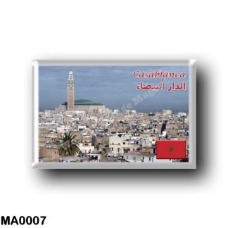 MA0007 Africa - Marocco - Casablanca