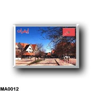 MA0012 Africa - Marocco - Ifrane