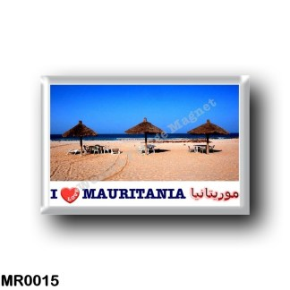 MR0015 Africa - Mauritania - I Love