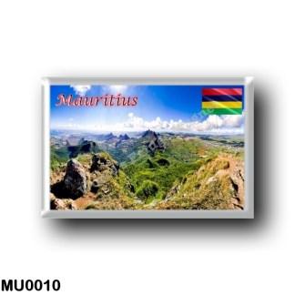 MU0010 Africa - Mauritius - Panorama
