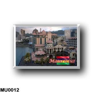 MU0012 Africa - Mauritius - Panorama