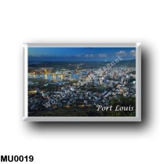 MU0019 Africa - Mauritius - Port Luis